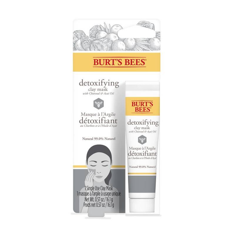 Burts Bees - Máscara de Arcilla Burt's Bees Desintoxicante 16 gr