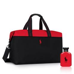 Polo Red 125 Ml + Polo Red Duffle Bag