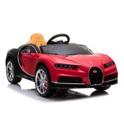 Kidscool - Bugatti a Batería Rojo