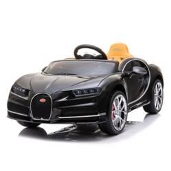 Kidscool - Bugatti a Batería Negro