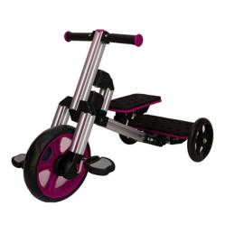 Kidscool - Triciclo 7 en 1 Rosado