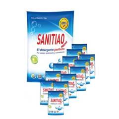 SANITIAO - Detergente Sanitiao 12 Bolsa de 1kg c/u