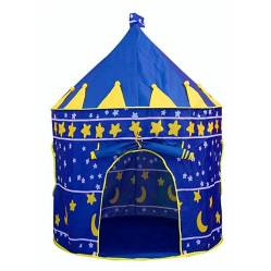 Carpa Infantil Tipo Castillo Color Azul