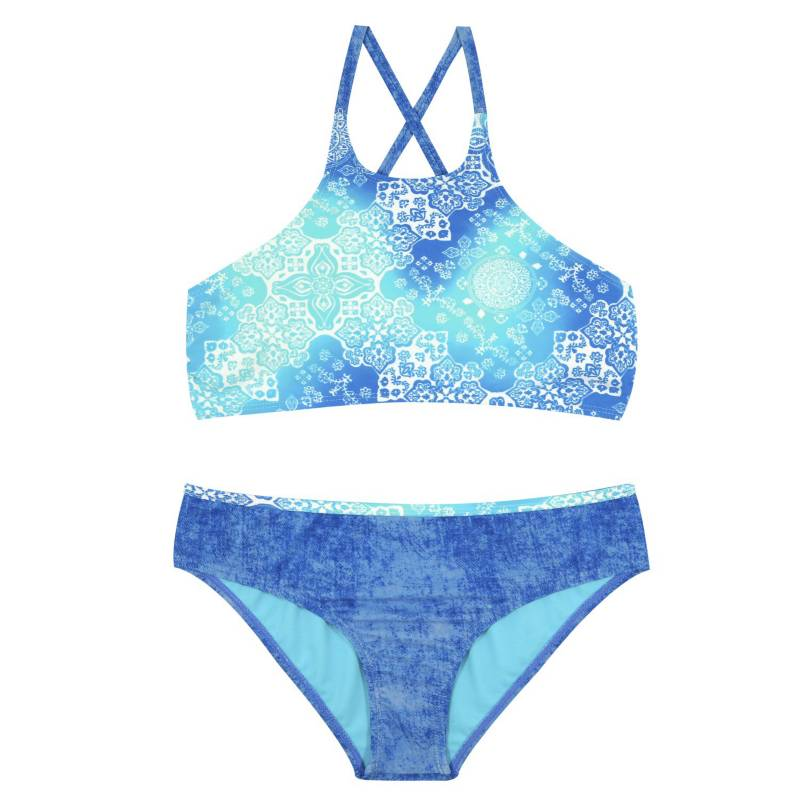 H2O WEAR - Bikini High Neck Teens +Uv 30