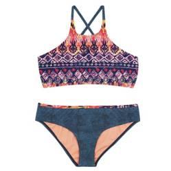 Bikini High Neck Teens Sublimado +Uv30