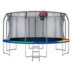 SDFIT - Cama Elástica Colores 12 Ft 366 Mt