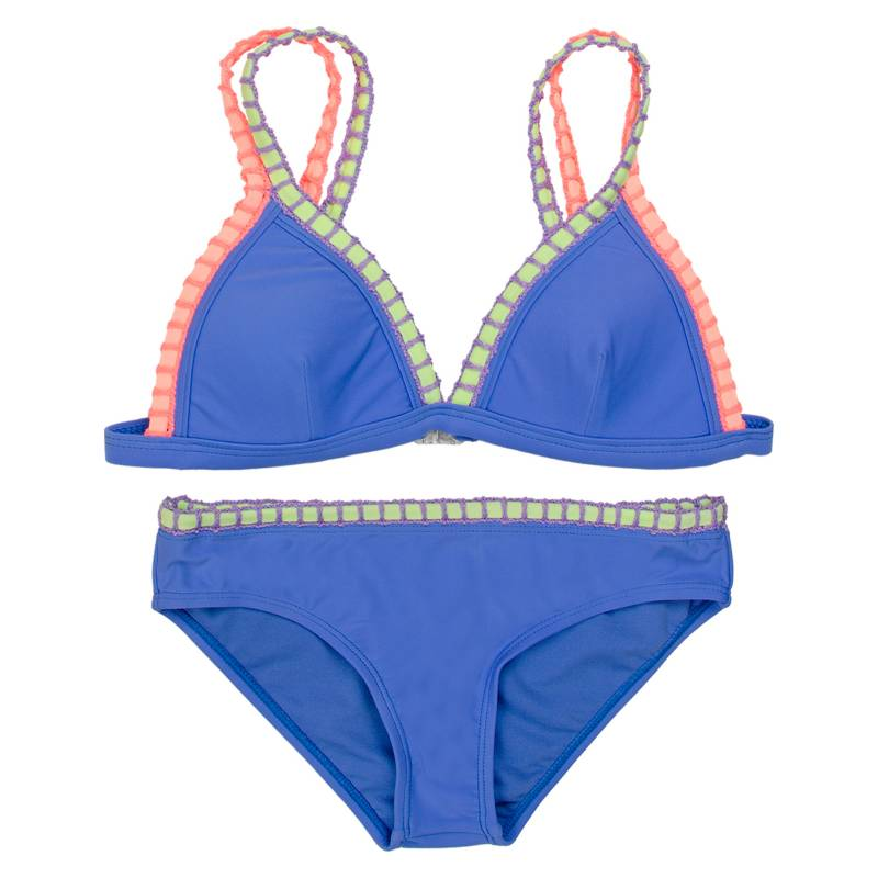 H2O WEAR - Bikini Teens Triangulo Vivos +Uv 30
