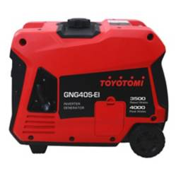 Toyotomi - Generador Eléctrico Inverter Gng40S-Ei