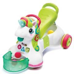 Infantino - Unicornio Caminador 3 en 1