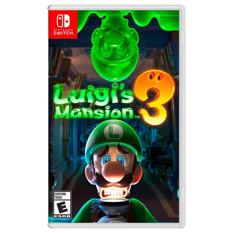 Nintendo - Luigis Mansion 3 Nintendo Switch