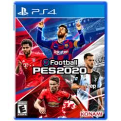 Videojuego Pro Evolution 2020  PS4