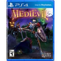 NO MARCA - Medievil Remastered PS4