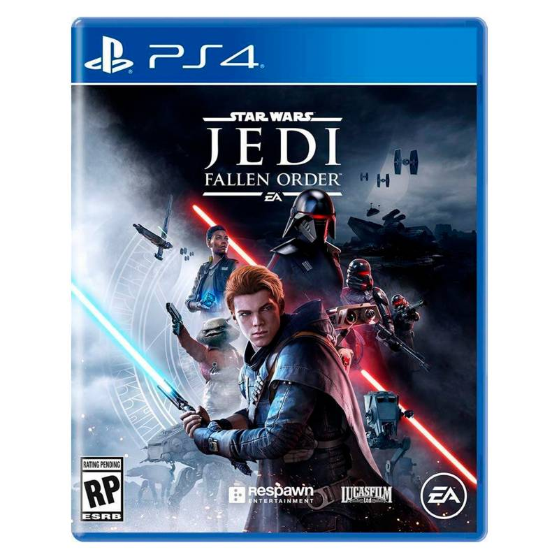 Electronic Arts - Star Wars Jedi Fallen Order Ps4