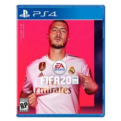 Videojuego FIFA 20 PS4