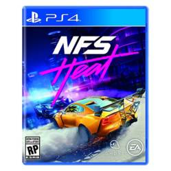 Videojuego NEED FOR SPEED HEAT PS4