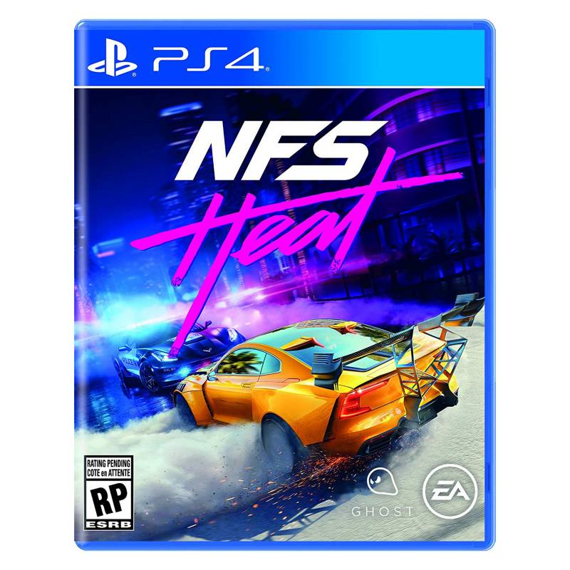 ELECTRONIC ARTS - Need for Speed Heat PS4