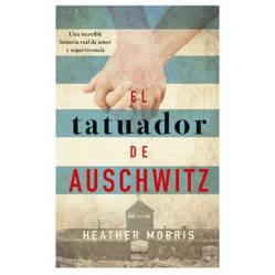Editorial Planeta - El tatuador de Auschwitz