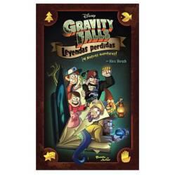 Editorial Planeta - Gravity Falls. Leyendas Perdidas