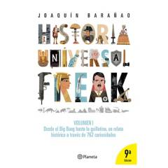 EDITORIAL PLANETA - Historia Universal Freak