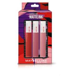 Pack Labiales Matte Ink+ Reds 8 Pinks