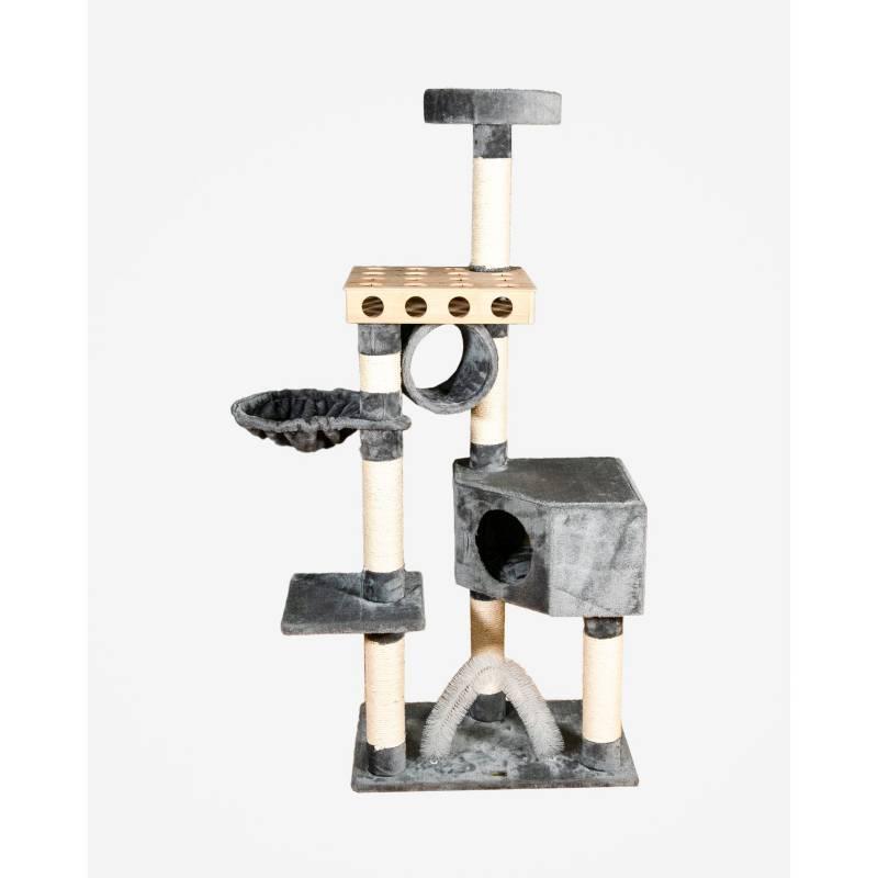 Generico - Rascador Karat gris 146 cm