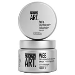 LOREAL PROFESSIONNEL - Cera de Peinar Web 150 ml Tecni Art