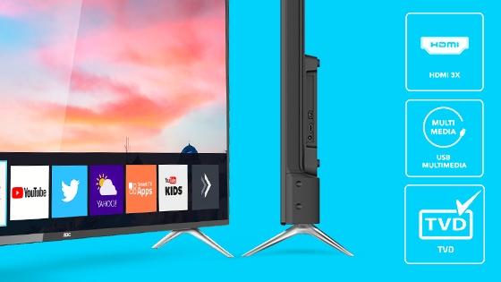 TVD USB Multimedia HDMI UHD
