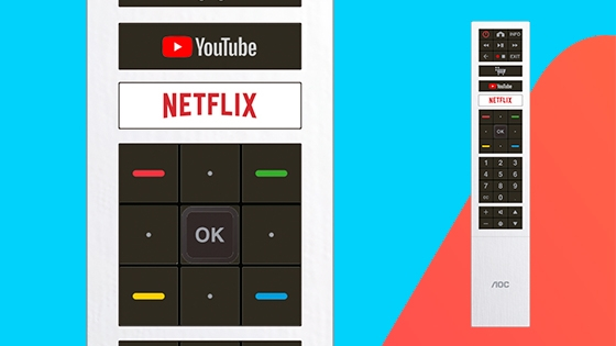 Acceso directo Netflix Youtube