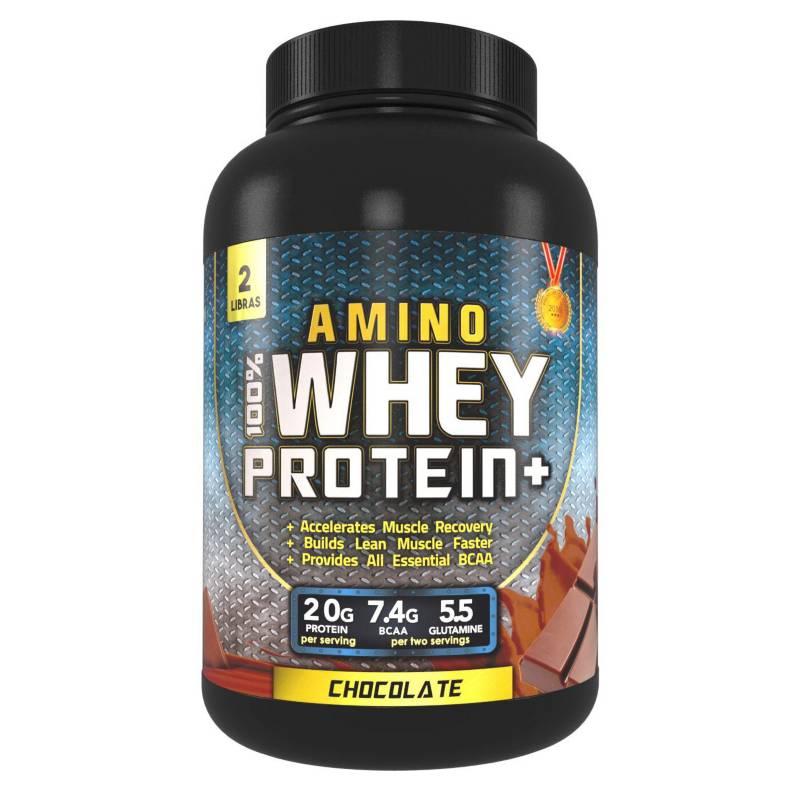 S/M - 100% Amino Whey Protein