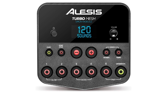Alesis bateria turbo mesh kit 7