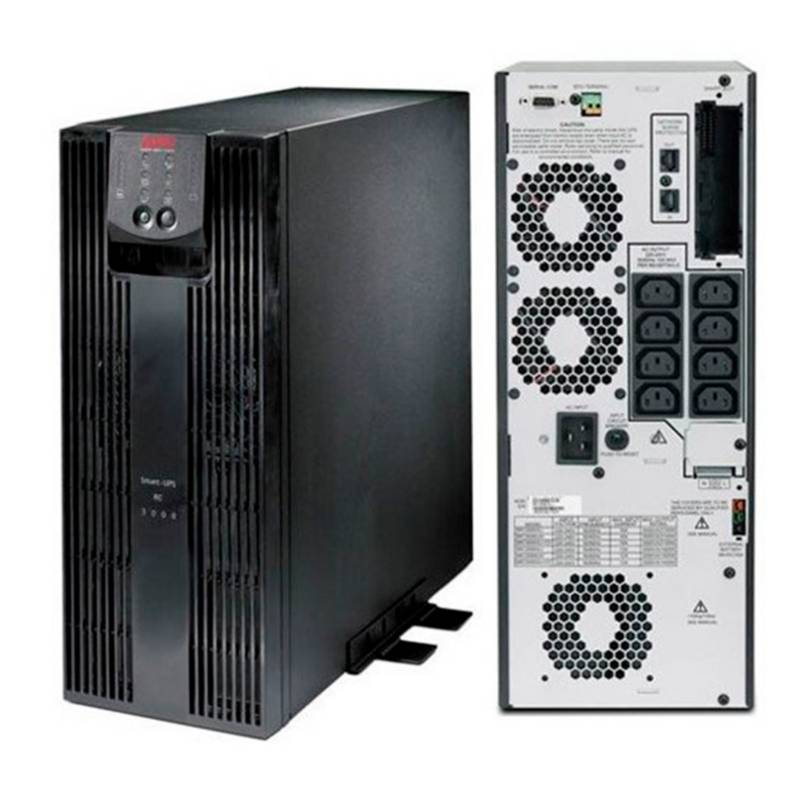 APC - Apc Ups 3.000Va 230V On Line/Power Shute/Opcion Ba