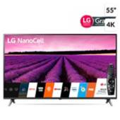 "Lg - LED NanoCell 55"" 55SM8000PSA UHD Smart TV"
