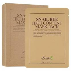 Mascarilla Snail Bee High - Pack 5 unidades