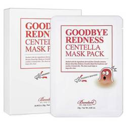 Mascarilla Goodbye Redness - Pack 5 unidades