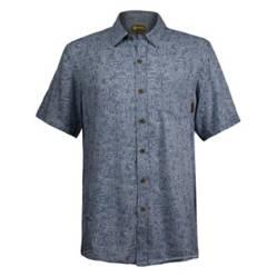 GNOMO - Camisa Wabera Men A1 Lightblue