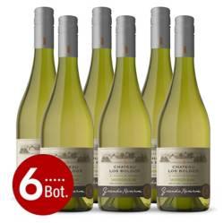 EL MUNDO DEL VINO - Caja x 6 los Boldos Gran Reserva Sauvignon Blanc