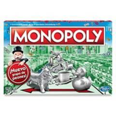 HASBRO - Monopoly Clásico