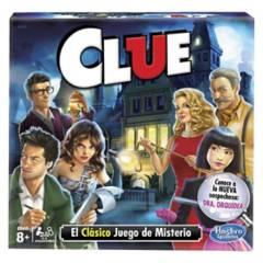 HASBRO - Clue - Juego de Mesa - Hasbro