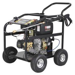 POWER PRO - Hidrolavadora Diesel IP2600-D 10HP Power Pro