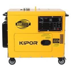KIPOR - Kipor Generador Diesel Insonorizado Kde-6700T Kipor.