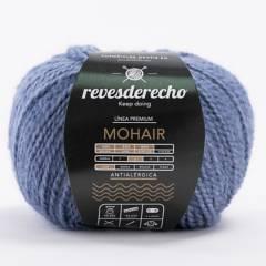 REVESDERECHO - Mohair Azul Jeans 0022