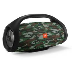 Parlante JBL Boombox Bluetooth Camuflaje