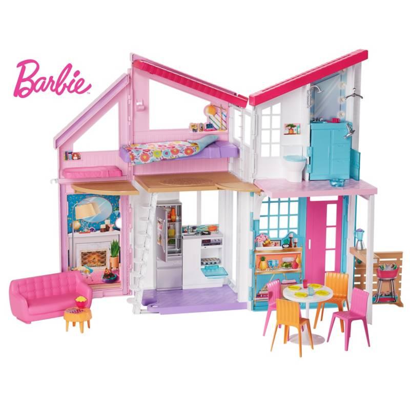 BARBIE - Casa De Muñecas Barbie Casa Malibu