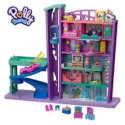 Polly Pocket - Polly Pocket Mega Centro Comercial