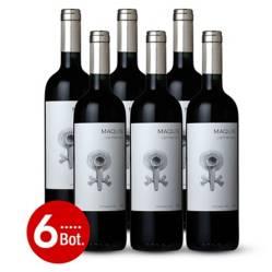 EL MUNDO DEL VINO - Caja x6 Maquis Gran Reserva Carmenere