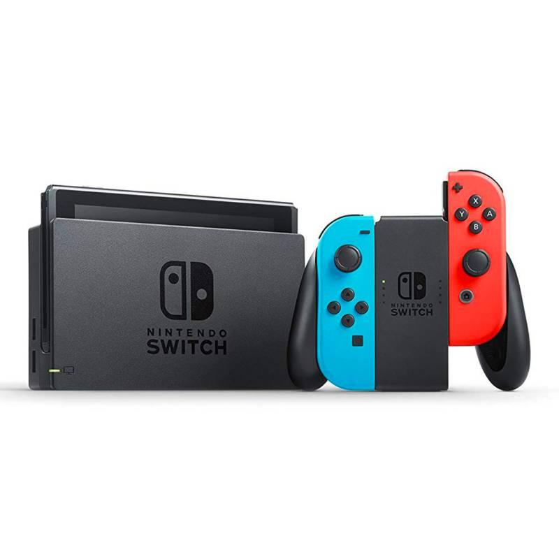NINTENDO - Consola Nintendo Switch Lt2