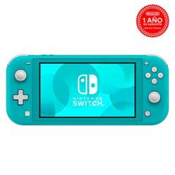 Nintendo - Consola Nintendo Switch Lite Turq