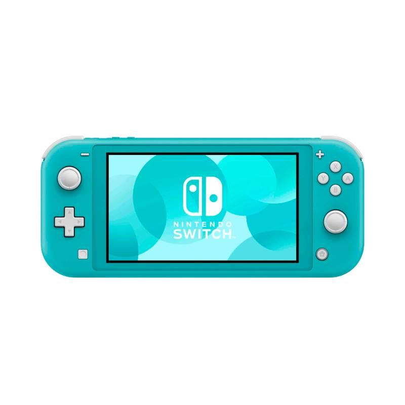 NINTENDO - Consola Nintendo Switch Lite Turquesa