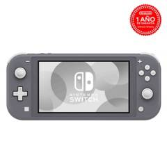 Nintendo - Consola Nintendo Switch Lite Grey