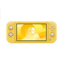 NINTENDO - Consola Nintendo Switch Lite Amarilla